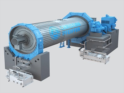 Ball Mill Grinding Plants