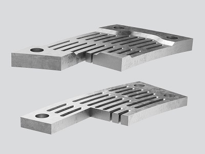Slotted Plates