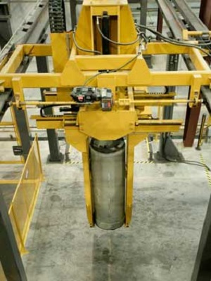 Automatic Pipe Handling Cranes