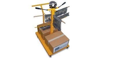 TangleFree Spacer Handling Cart