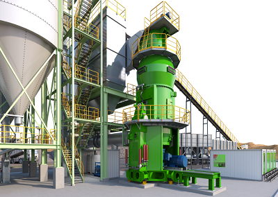 Grinding Terminals – CCG Plant