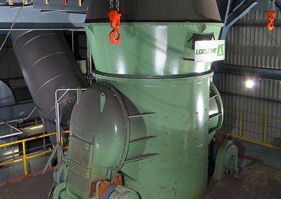 Vertical Roller Mills