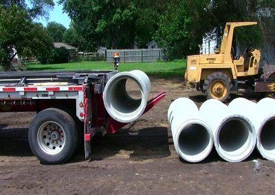 Pipe Unloaders