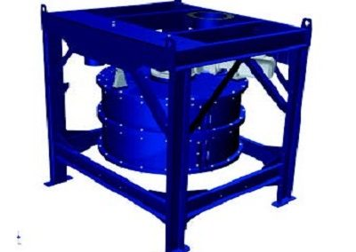 Rotary Weigh Feeders