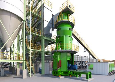 Grinding Terminals – CCG Plant